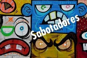 Sabotadores - Neutralize Seu Maior Inimigo Interno
